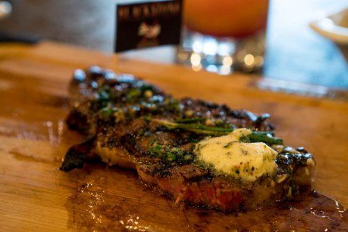 Blackstone steak cut
