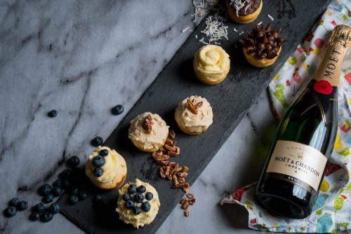 Celebrate with Real Layers on your cupcakes
