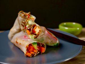 Joyce of Cooking - Vietnamese Salad Rolls