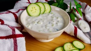 Simple Tzatziki Sauce Recipe