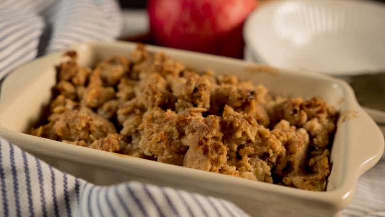 Simple Apple Crisp Recipe