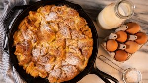 Fast & Easy Bread Pudding Recipe