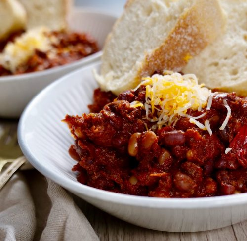 Easy Instant Pot Chili Recipe