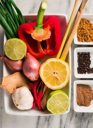 thai red curry paste recipe