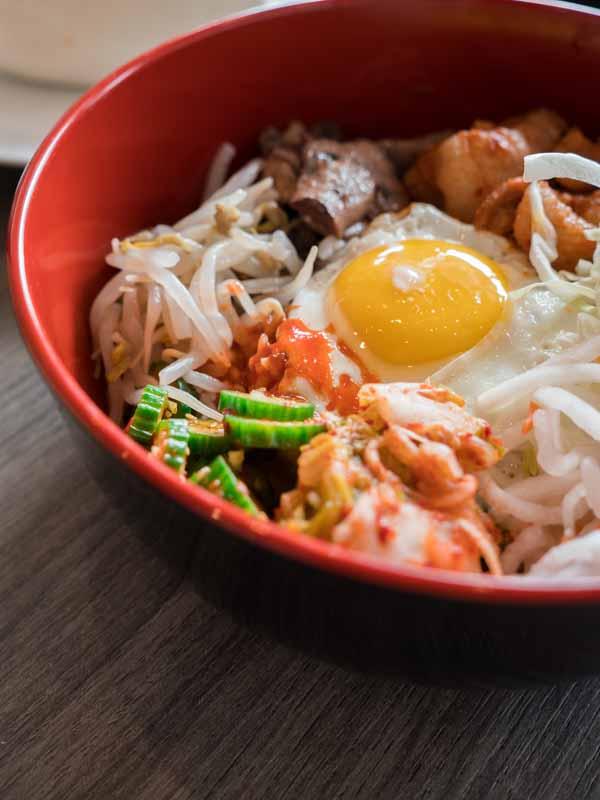 best korean food toronto Rice bowls