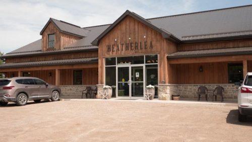 heatherlea farm store front