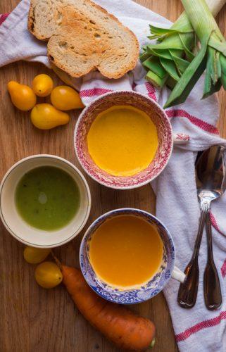 Soup Making Class Dundurn Castle