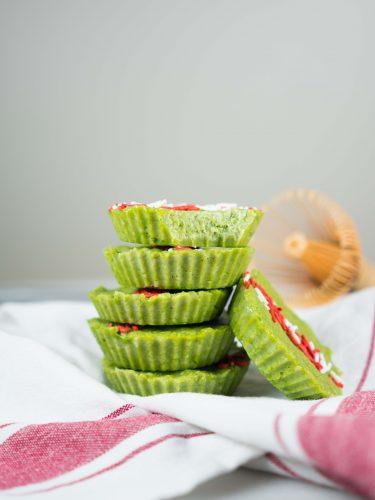 Matcha Green Tea Fudge