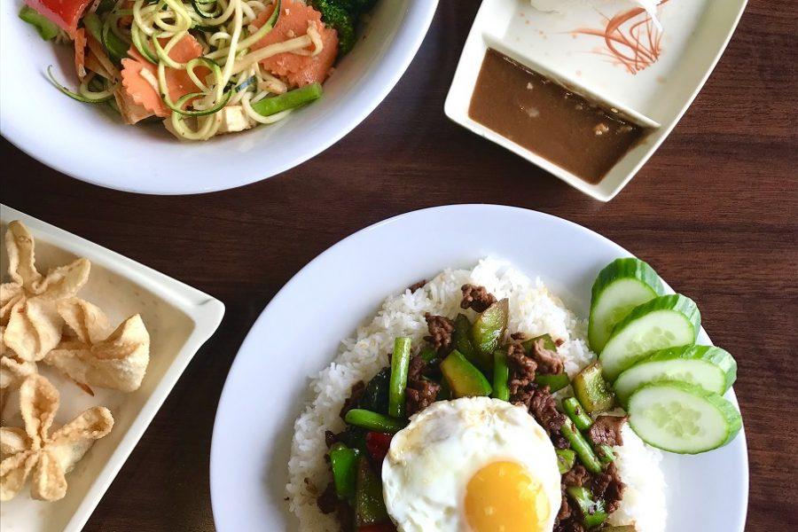 lotus Thai and Vietnamese restaurant