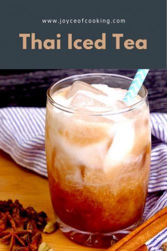 pinterest thai iced tea