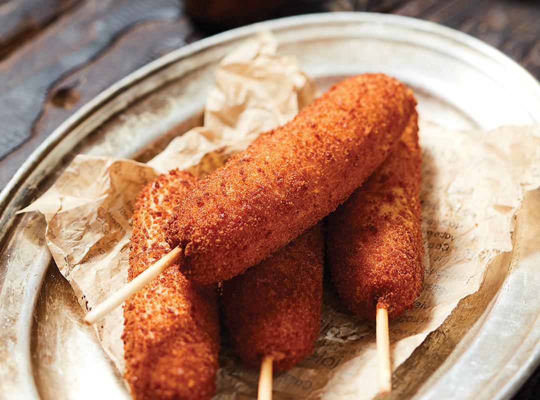 chung chun korean hot dogs